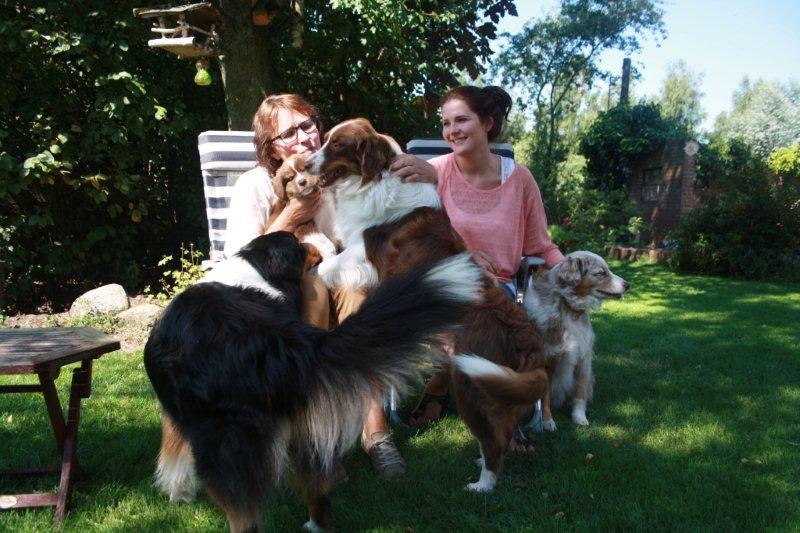 Onze goserman Flynn gaat als Xavi door het leven, hij woont nu bij Fred, Herma, Janic en Jolyn in Elburg